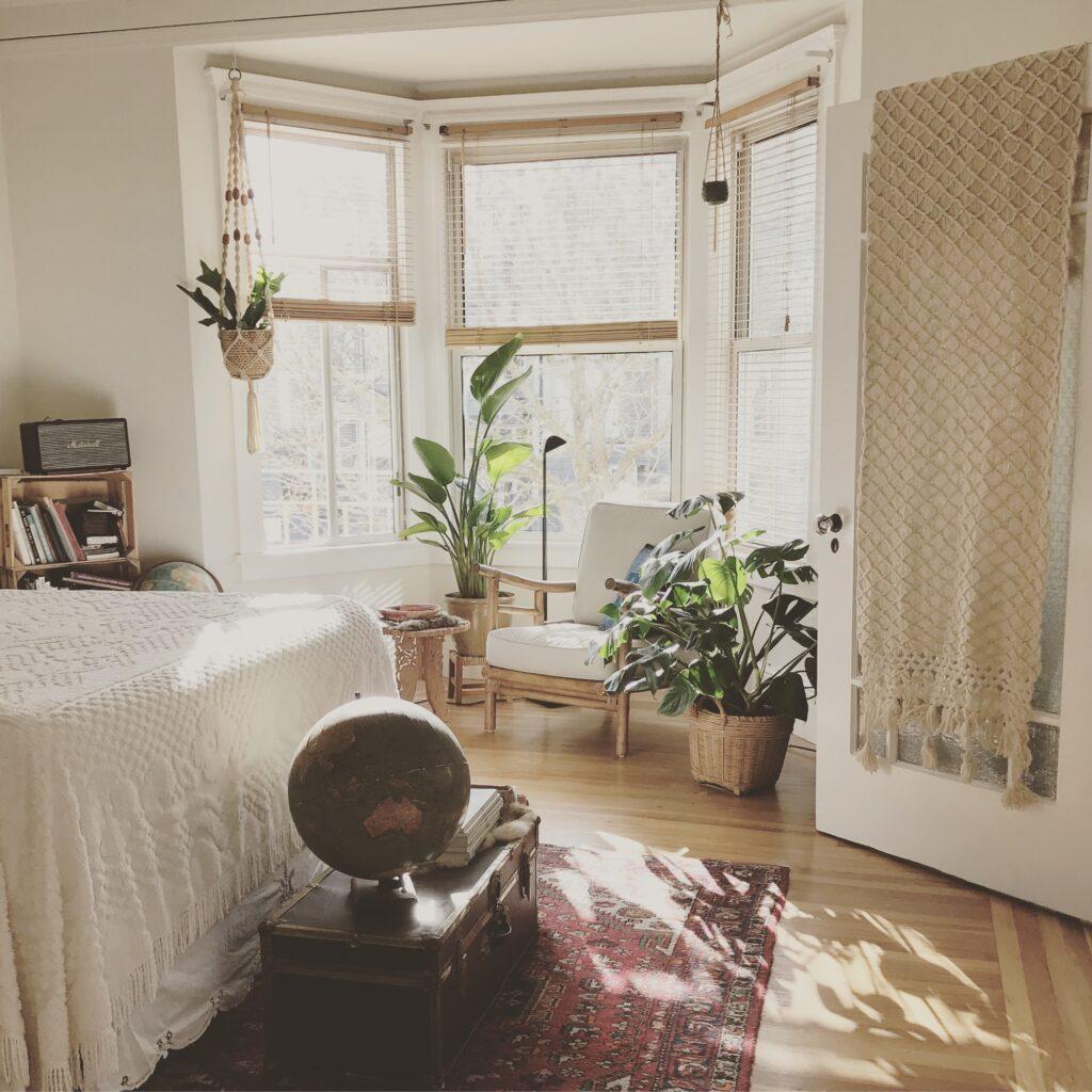 Modular home room